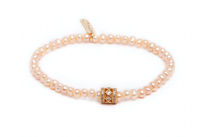 Silis Bridal - The Pearl Peach - Luxedy - 1