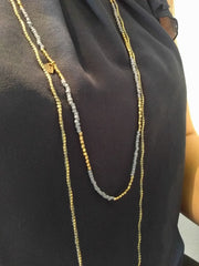 ese O ese - Ketting Night Grey - Luxedy - 2