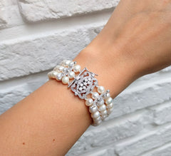 Luxedy - Armband Vintage Pearl - Luxedy - 3