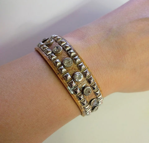 "Miracles by Annelien Coorevits ""Temptation collection"" - Armband Lilly Ochre - Luxedy - 2"
