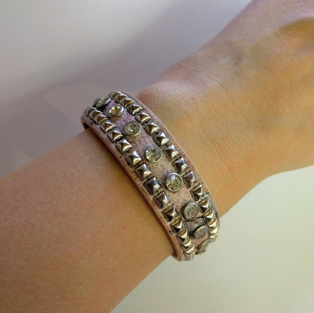 "Miracles by Annelien Coorevits ""Temptation collection"" - Armband Lilly Pink - Luxedy - 2"