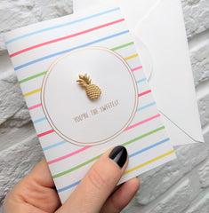 Orelia - Gift Card met pin - You're The Sweetest - Luxedy - 2