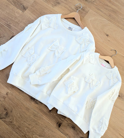 Loved by Miracles KIDS - Sweater Shadow Snow White