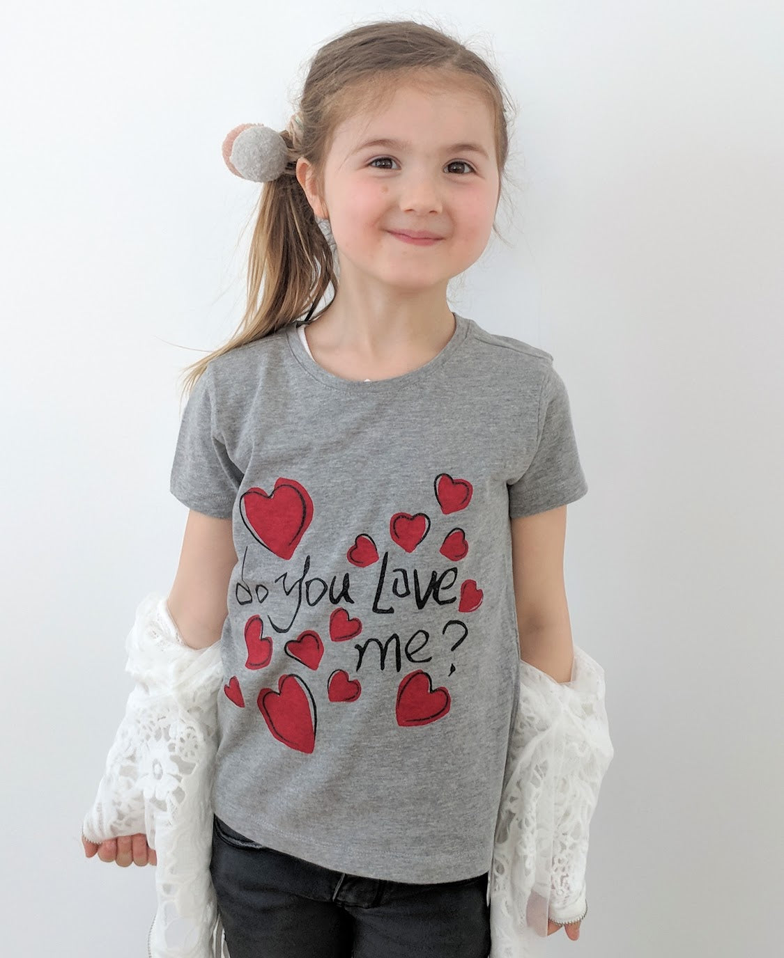 Loved by Miracles KIDS - T-shirt Tale - Luxedy