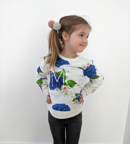 Loved by Miracles KIDS - Sweater Shauni - Luxedy