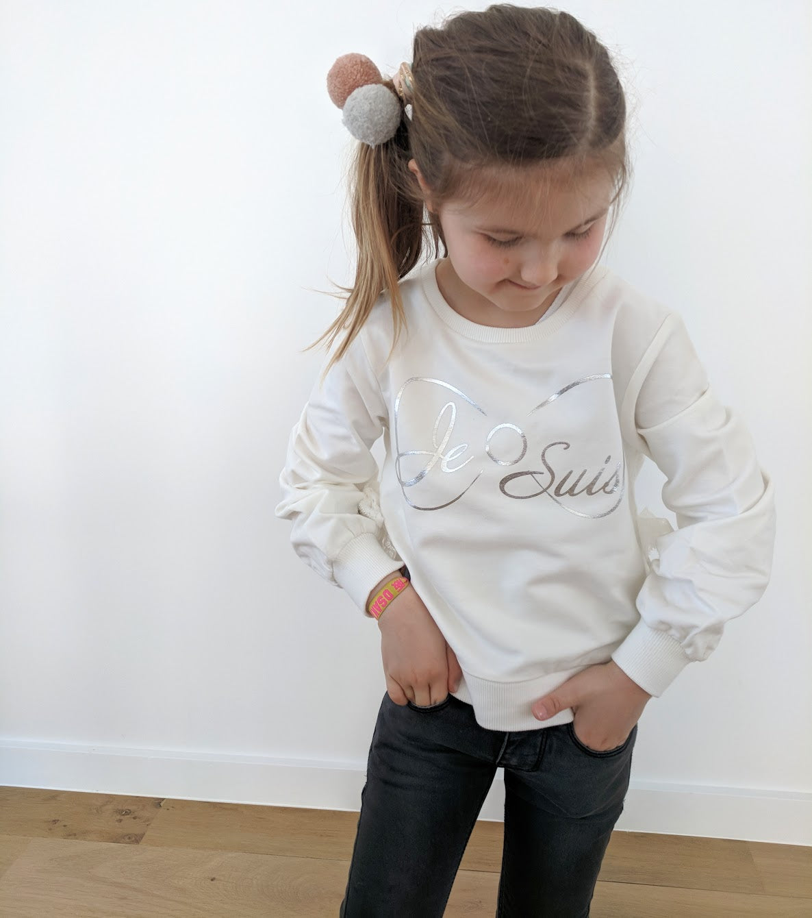 Loved by Miracles KIDS - Sweater Sigourney - Luxedy