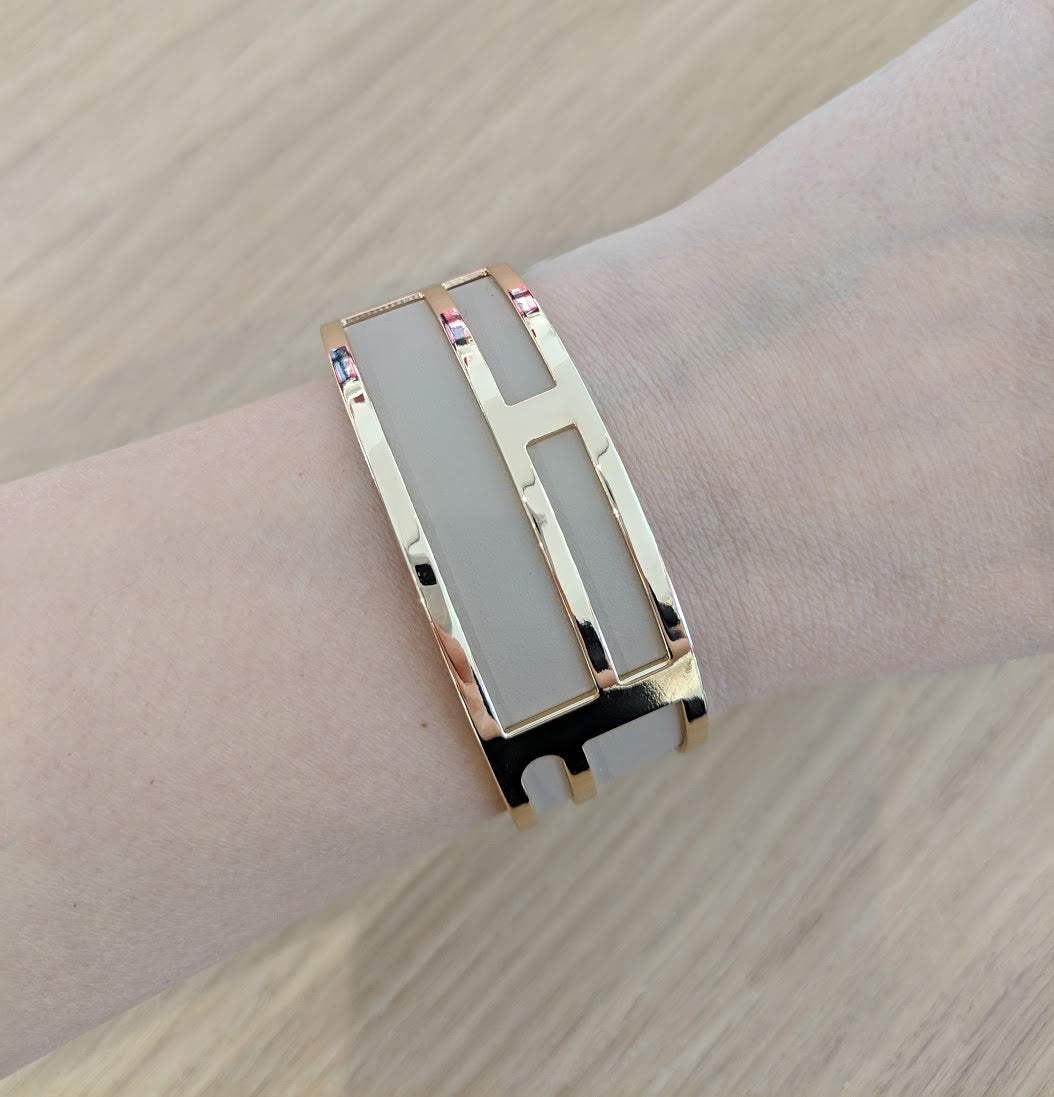 Like Jewellery - Armband Zefea Nude