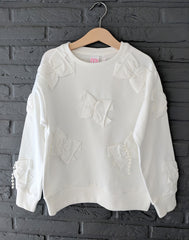 Loved by Miracles KIDS - Sweater Shadow Snow White - Luxedy