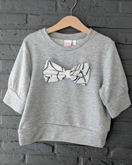 Loved by Miracles KIDS - Sweater Swan - Luxedy