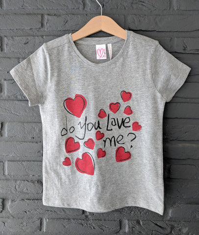 Loved by Miracles KIDS - T-shirt Tale