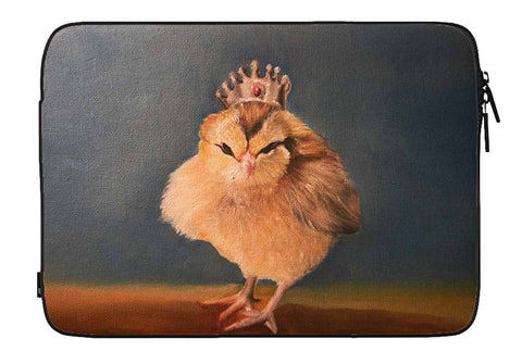 Antwerp Avenue laptop sleeve - Royal Chick - Luxedy - 1