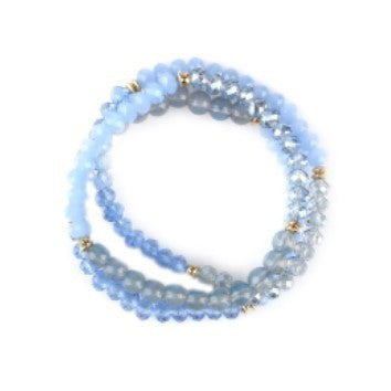 Like Jewellery - Armband Nilli Light Blue