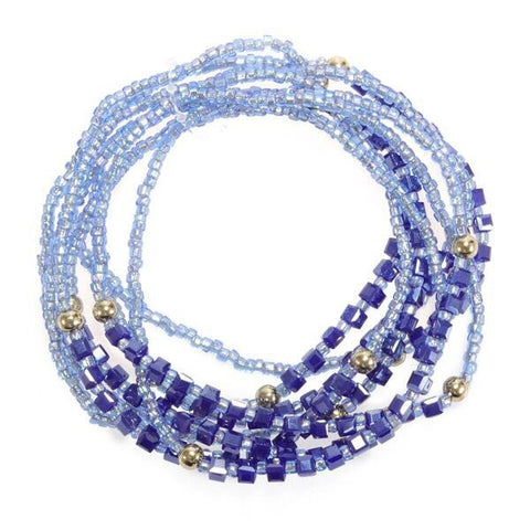 Like Jewellery - Armband Zami Blue