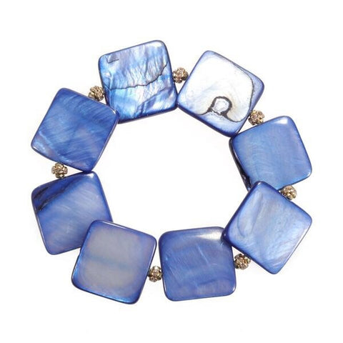 Like Jewellery - Armband Zanthe Blue