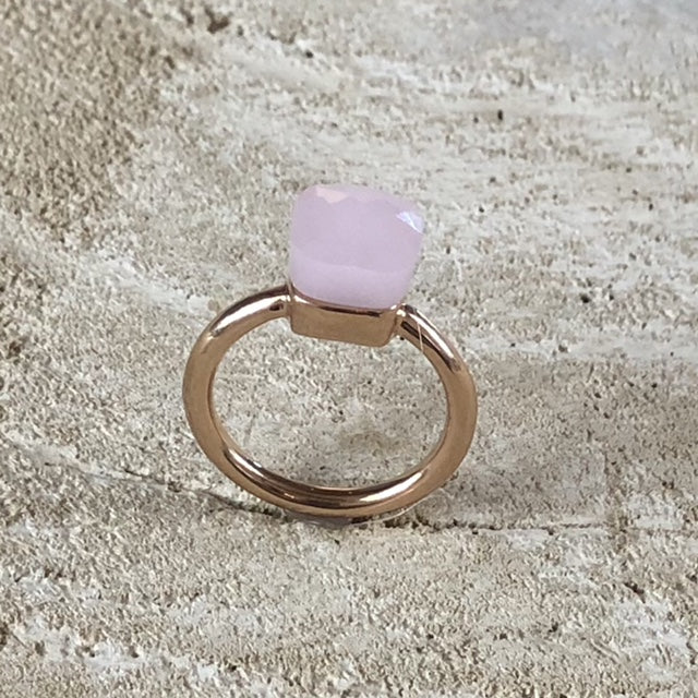 Miracles by Annelien Coorevits - Ring Forli Rosegold Pink - Luxedy