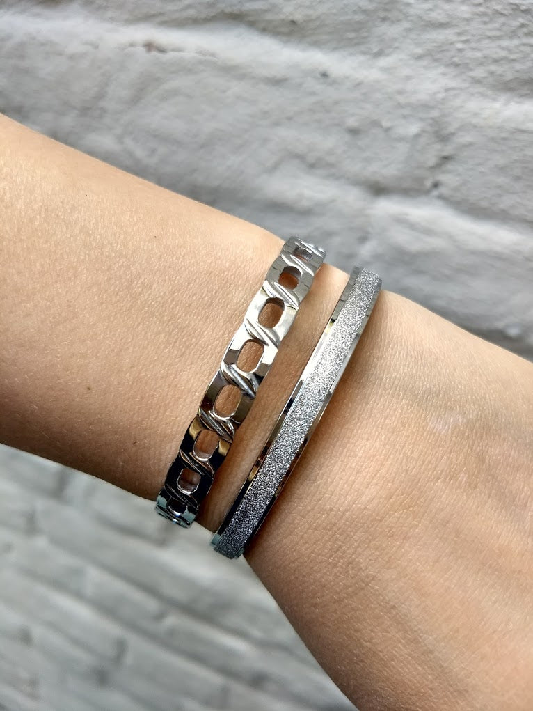 Miracles by Annelien Coorevits - Armband Katja Silver - Luxedy