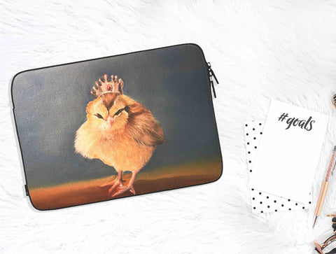 Antwerp Avenue laptop sleeve - Royal Chick - Luxedy - 2