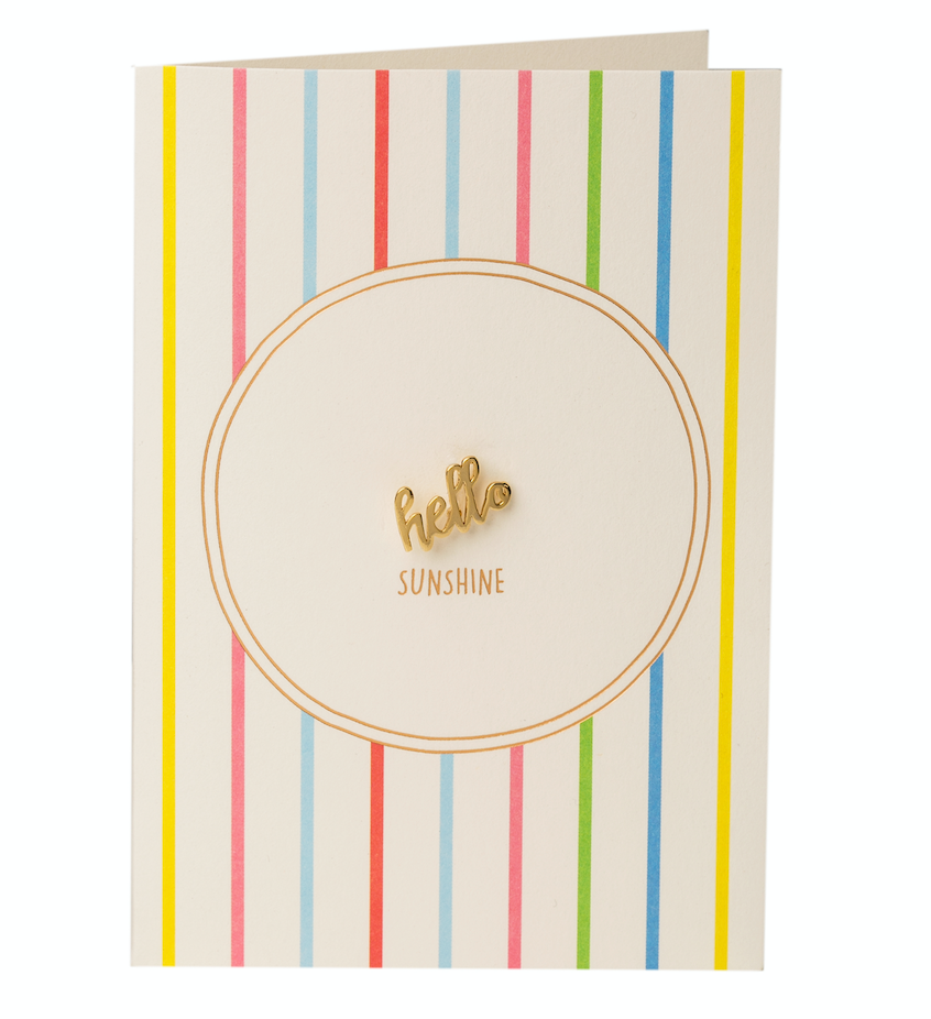 Orelia - Gift Card met pin - Hello Sunshine - Luxedy