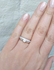 LineArgent - Ring Love Silver