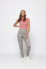 Lofty Manner - Broek Nickie Pink