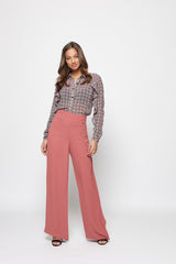 Lofty Manner - Broek Roslyn Pink