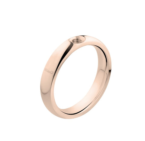 Melano - Ring Tracy Rosé Goud - Luxedy