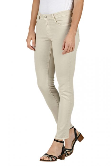 Kañopé - Broek Le Slim Emma Twill Sable