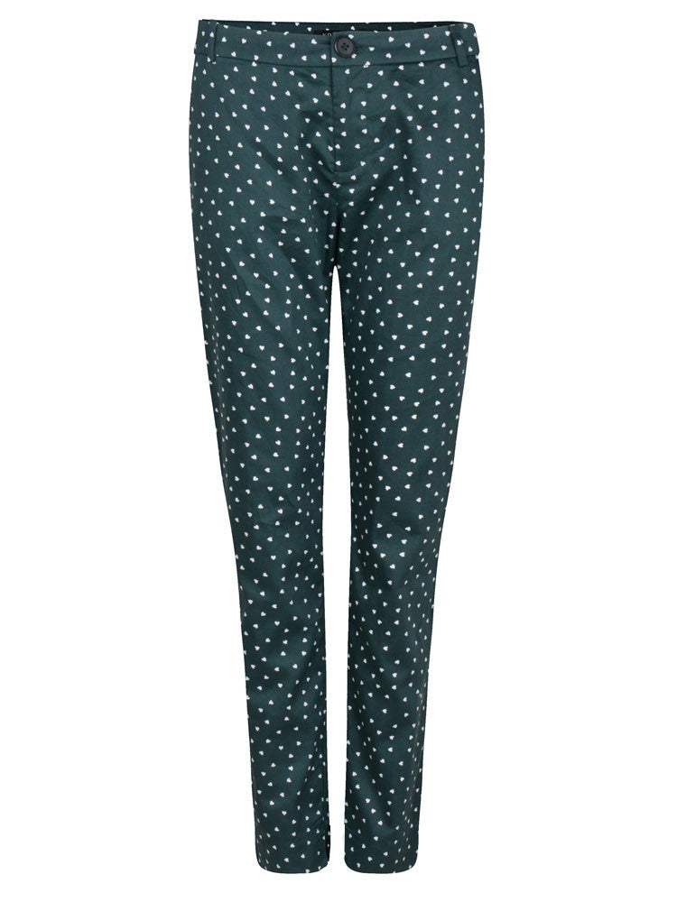 Ydence - Broek Love Green - Luxedy