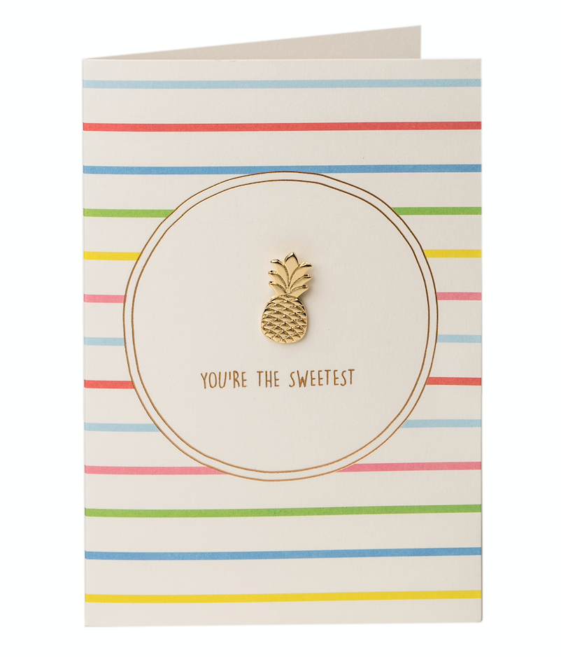 Orelia - Gift Card met pin - You're The Sweetest - Luxedy - 1