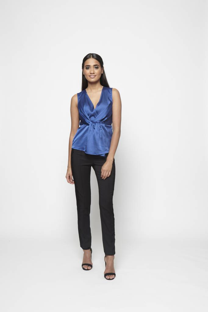 Lofty Manner - Top Donya Blauw - Luxedy