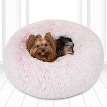 Load image into Gallery viewer, Friends Forever Donut Dog/Cat Bed