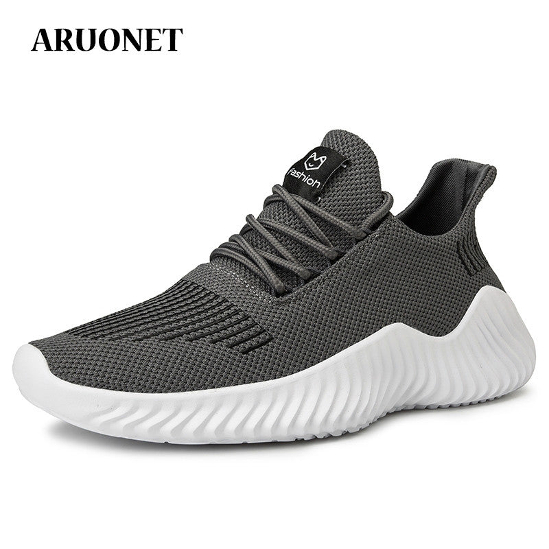 ARUONET New Arrivals Breathable Fashion Mens Sneakers Cozy Mens Shoes Cool Street Sneakers For Men Zapatillas Nike Hombre
