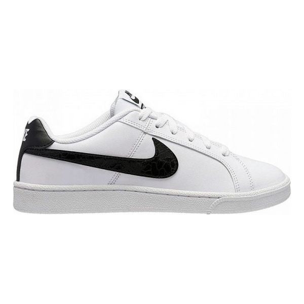 Women's Casual Trainers Nike COURT ROYALE White Black