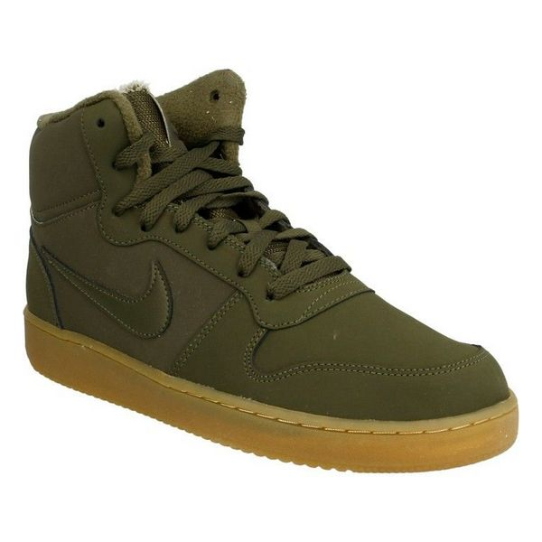 Men's Casual Trainers Nike EBERNON MID Green
