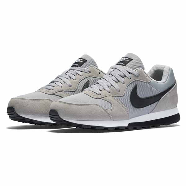 Men's Casual Trainers Nike MD RUNNER 2 WOL Grey
