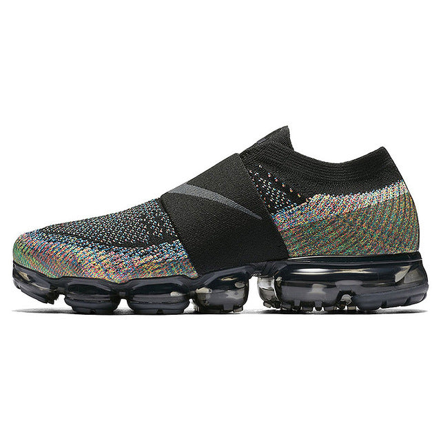 Original Nike Air VaporMax Moc Rainbow Cushion Men's Running Shoes Sports Sneakers