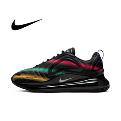 Original Authentic Nike Air Max 720 Men's Running Shoes Breathable and Comfortable Sports Shoes