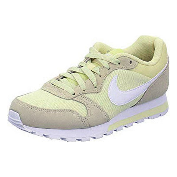 Sports Trainers for Women Nike WMNS MD Runner Yellow