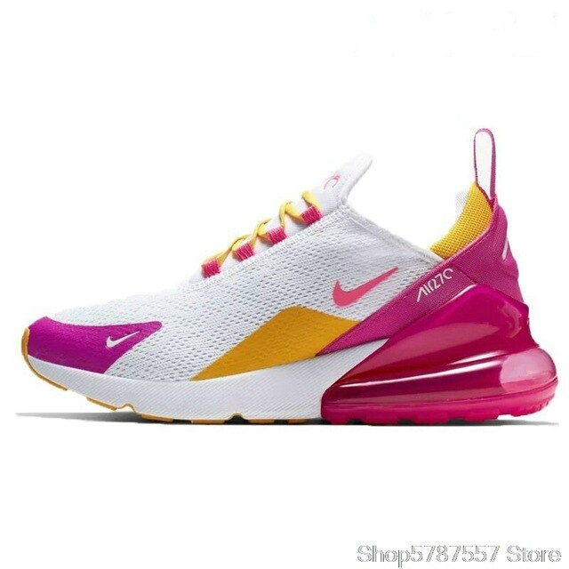 Running Shoes For Women's NIKE AIR MAX 270 Outdoor Fitness Sneakers Comfortable Breathable Airmax 270 AH6789
