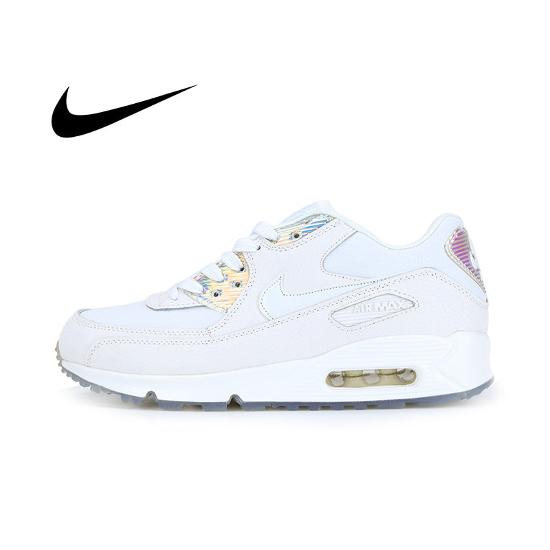 Original Authentic Nike AIR MAX 90 PREMIUM Women's Running Shoes Sport Outdoor Sneakers