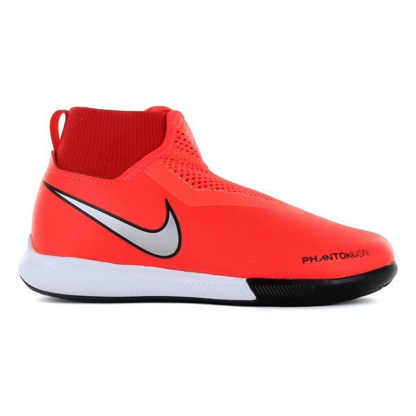Children's Indoor Football Shoes Nike JR Phantom Academy Orange