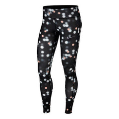 Sport leggings for Women Nike W NK Essntl Tght PR Black