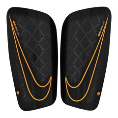 Football Shinguards Nike Merc LT GRD Black