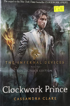 Load image into Gallery viewer, Clockwork Prince - Cassandra Clare