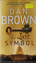 Load image into Gallery viewer, The Lost Symbol - Dan Brown