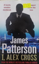 Load image into Gallery viewer, I, Alex Cross : (Alex Cross 16) - James Patterson