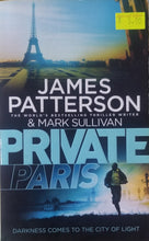 Load image into Gallery viewer, Private Paris : (Private 11) - James Patterson