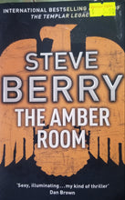 Load image into Gallery viewer, The Amber Room - Steve Berry