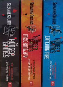 The Hunger Games Trilogy Set - Suzanne Collins