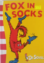 Load image into Gallery viewer, Fox In Socks - Dr. Seuss